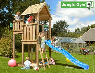 climbing-frame-with-slide-jungle-palace-blue