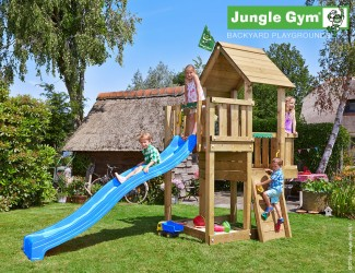 climbing-frame-and-slide-jungle-cubby-blue