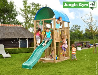 climbing-frame-with-slide-jungle-farm-darkgreen