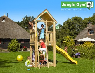 climbing-frames-for-small-gardens-jungle-club-yellow
