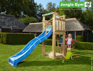 climbing-frames-for-small-gardens-jungle-tower-blue