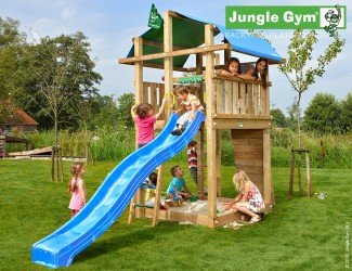climing-frame-slide-jungle-fort-blue